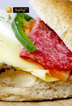 Broodje Italiaans Gezond