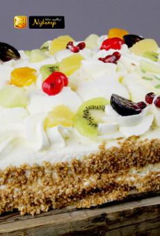 Slagroomtaart - Echte Bakker Nijkamp