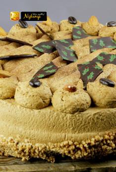 Mokka taart - Echte Bakker Nijkamp